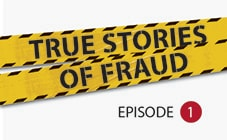 True stories of fraud. Episode 1.