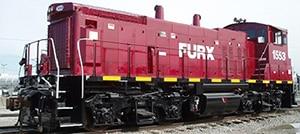 Locomotive Leasing: MP15DC