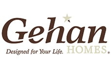 Gehan Homes. Designed for your life.