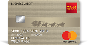 Wells Fargo Business Secured Credit Card details