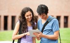 undergraduates 2_park_looking tablet_227x140