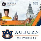 Auburn University Tiger Card