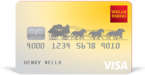 Compare credit cards to build credit  Wells Fargo