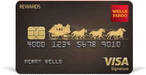 Credit card categories wells fargo for Wells fargo business credit card rewards