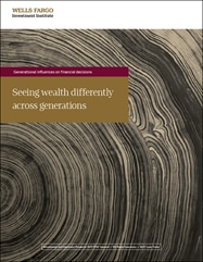 Seeing wealth differently across generations