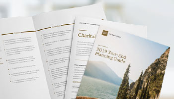 2019 Year End Planning Guide