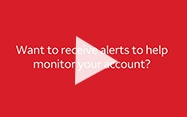 How to Set Up Account Alerts